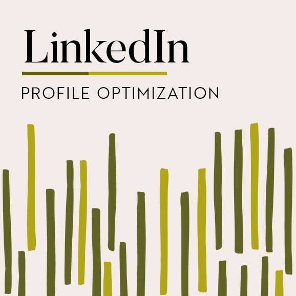 WWW LinkedIn Profile Optimization