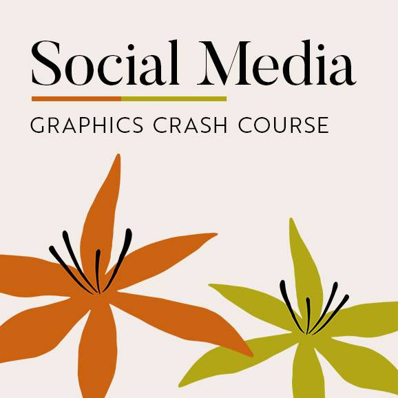WWW Social Media Graphics Crash Course