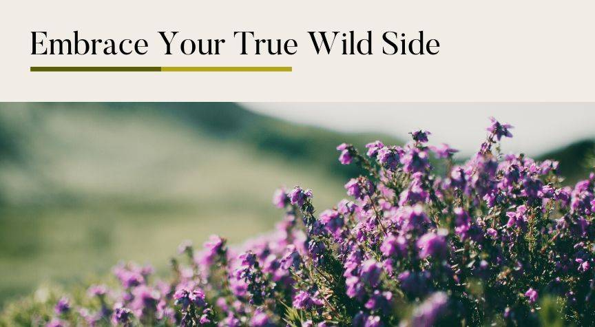 Are You Ready to Embrace Your True Wild Side?