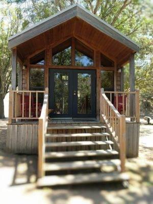El Capitan Canyon Cabin