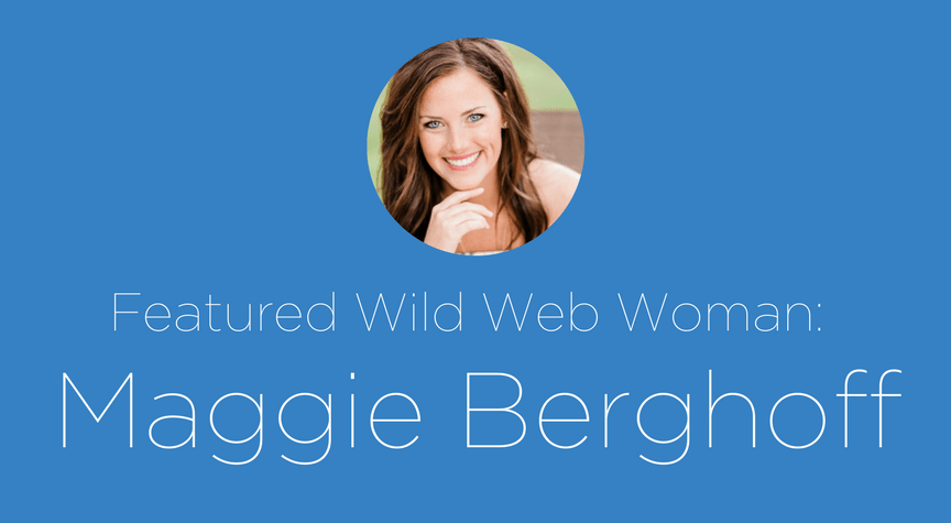 Meet Wild Web Woman: Maggie Berghoff