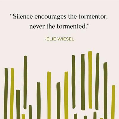 WWW Elie Wiesel Quote